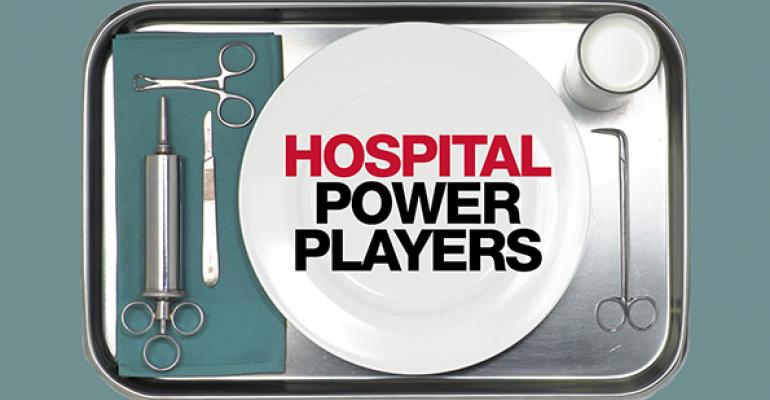 2015 Hospital Power Players Data Table