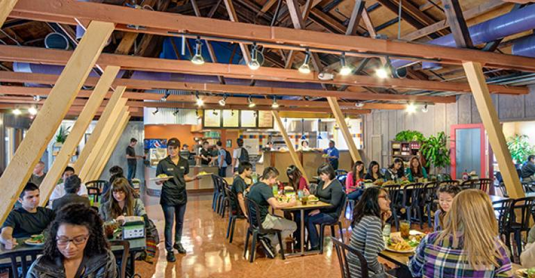 Barn dining room UCRiverside employs 900 student employees in dining services As food costs increased dining services had to cut the employee meal perk in half Dining services estimates this will save 100000