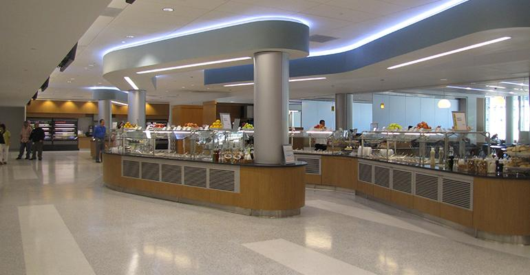 The Commons caf
