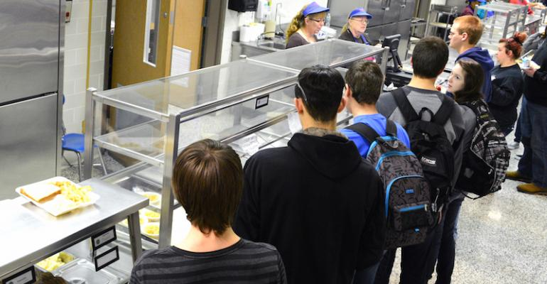 Cash students in Indiana39s Kokomo School Corp won39t be able to charge more than 25 on their meal accounts starting Feb 1