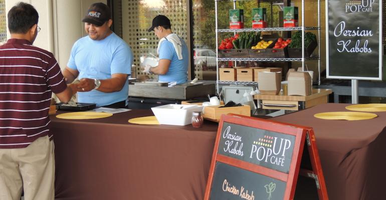 CulinArt is noted for developing creative ways to extend cafe operations such as through popup cafes serving distinctive menus as a monotony breaker at its operating sites