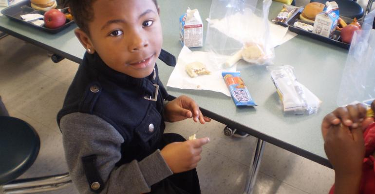 Baldwin Countyrsquos Super Sacks program offers a cold reimbursable meal option at four elementary schools
