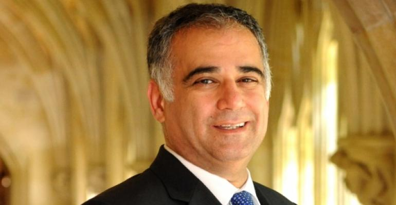 Silver Spotlight: Lessons in leadership from Yale's Rafi Taherian