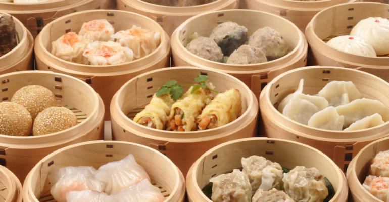 Student demand brings dim sum from special event to menu addition