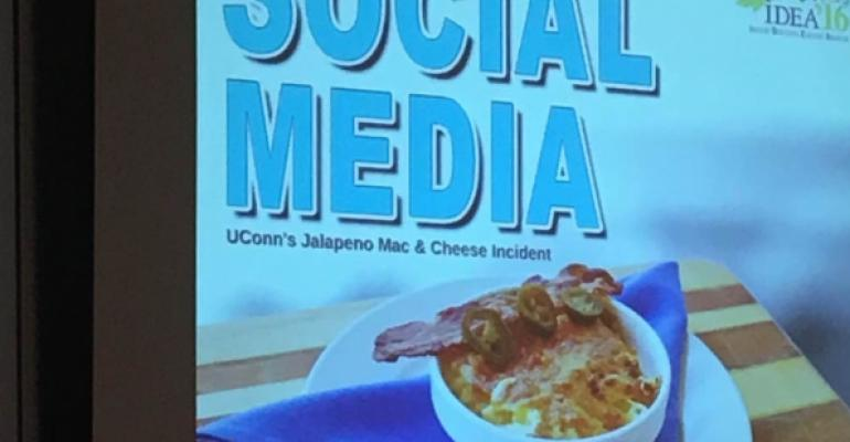 Surviving a social media scandal: Lessons from the mac 'n cheese meltdown at UConn