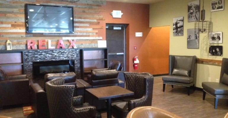 Bistro concept provides space to relax on Naval bases