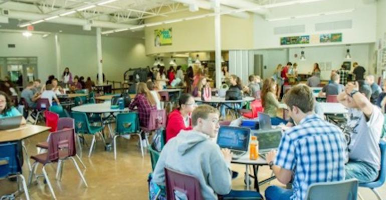The more than 900 students at Glenwood Springs High School now have access to modestly priced school breakfasts and lunches