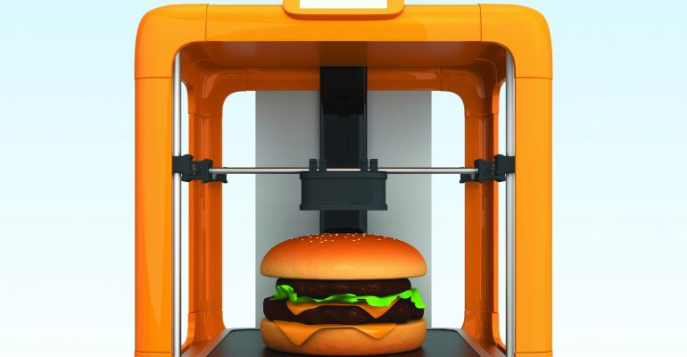 5 things: Hospital serving patients 3D-printed meals