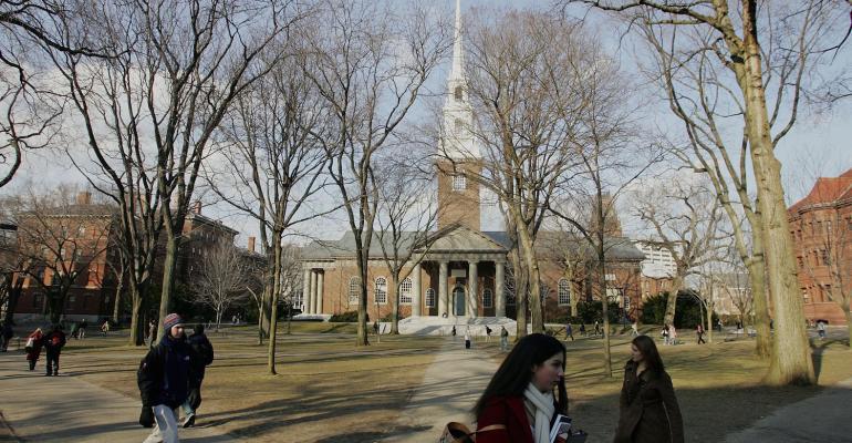 Dining workers strike at Harvard