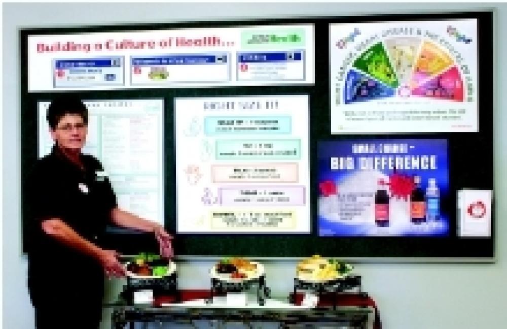 Integrated Healthy Eating Effort at Eastman