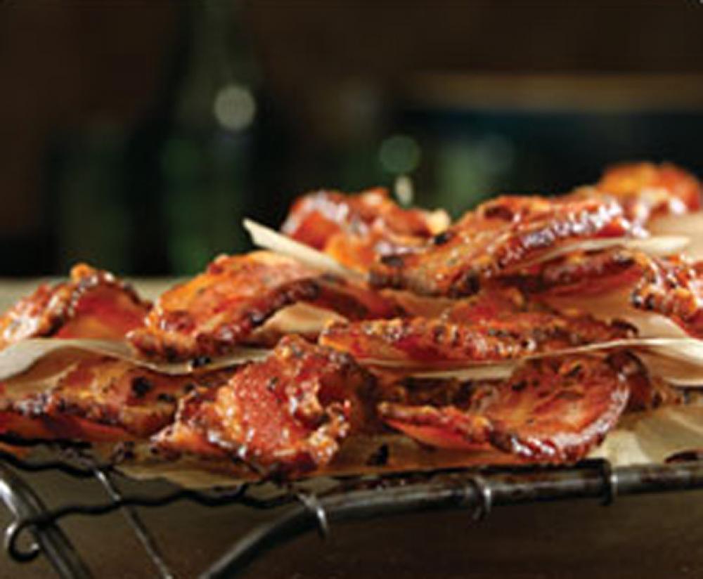 Kona bacon
