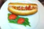 pureed hotdog