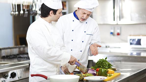 Food Service Management Training