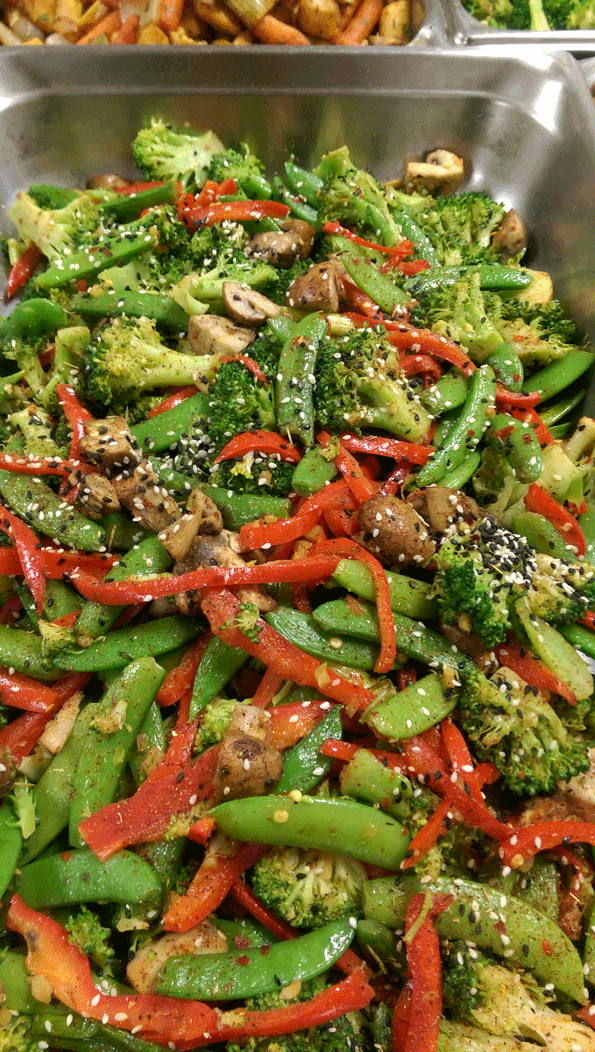 geisinger asian vegetable medley